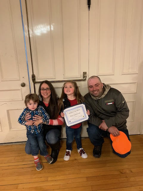 Student of the Month - March 2019