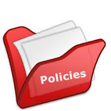 Policies Approved January 10, 2019