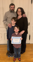Student of the Month - February 2019